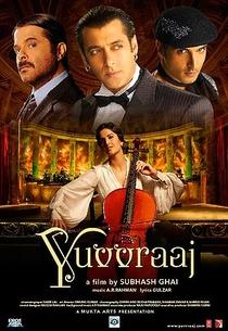 Yuvvraaj - Poster / Capa / Cartaz - Oficial 1