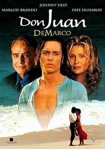 Don Juan DeMarco - Poster / Capa / Cartaz - Oficial 1