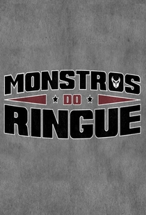 Monstros	do Ringue - Poster / Capa / Cartaz - Oficial 1