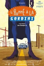 O homem do Gordini azul - Poster / Capa / Cartaz - Oficial 1