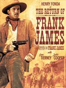O Retorno de Frank James - Poster / Capa / Cartaz - Oficial 5