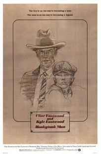 Honkytonk Man - Poster / Capa / Cartaz - Oficial 3