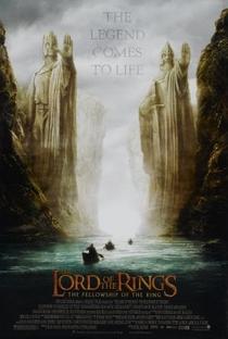O Senhor dos Anéis: A Sociedade do Anel - Poster / Capa / Cartaz - Oficial 3