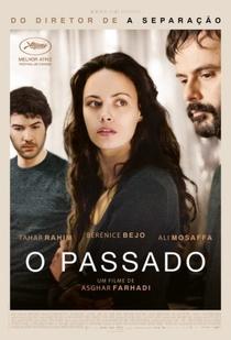 O Passado  - Poster / Capa / Cartaz - Oficial 3