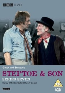 Steptoe and Son (7ª Temporada) - Poster / Capa / Cartaz - Oficial 1