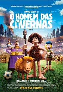 O Homem das Cavernas - Poster / Capa / Cartaz - Oficial 36
