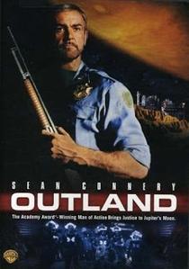 Outland - Comando Titânio - Poster / Capa / Cartaz - Oficial 5