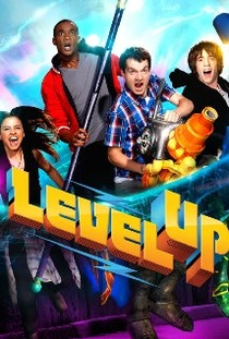 Level Up - Poster / Capa / Cartaz - Oficial 1