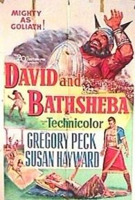 David e Betsabá - Poster / Capa / Cartaz - Oficial 2