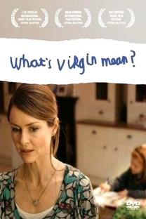What's Virgin Mean? - Poster / Capa / Cartaz - Oficial 1