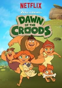Croods, o início (1ª temporada) - Poster / Capa / Cartaz - Oficial 1