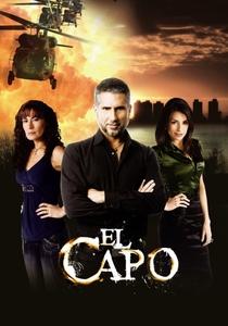 El Capo (1ª Temporada) - Poster / Capa / Cartaz - Oficial 1