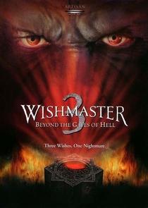O Mestre dos Desejos 3 - Além da Porta do Inferno - Poster / Capa / Cartaz - Oficial 2