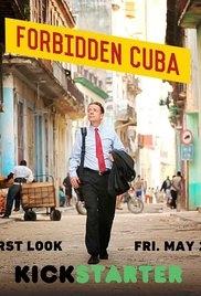 Forbidden Cuba - Poster / Capa / Cartaz - Oficial 1