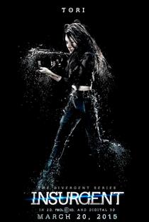 A Série Divergente: Insurgente - Poster / Capa / Cartaz - Oficial 15