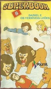 Superbook - Volume III - Poster / Capa / Cartaz - Oficial 3