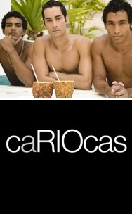 caRIOcas - Poster / Capa / Cartaz - Oficial 1