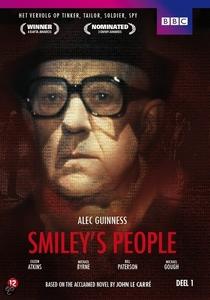Smiley's People (1ª Temporada) - Poster / Capa / Cartaz - Oficial 2