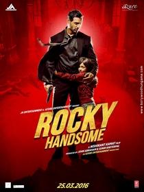 Rocky Handsome - Poster / Capa / Cartaz - Oficial 1