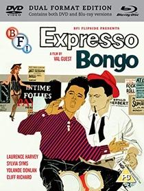 Expresso Bongo - Poster / Capa / Cartaz - Oficial 4