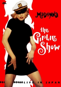 Madonna The Girlie Show Live in Japan - Poster / Capa / Cartaz - Oficial 1
