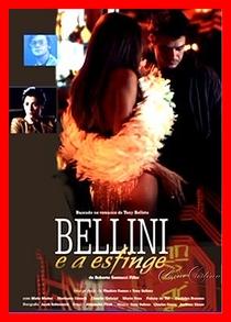 Bellini e a Esfinge - Poster / Capa / Cartaz - Oficial 1