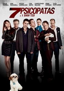 Sete Psicopatas e um Shih Tzu - Poster / Capa / Cartaz - Oficial 9