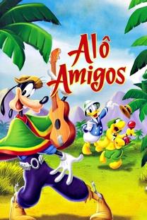 Alô Amigos - Poster / Capa / Cartaz - Oficial 6