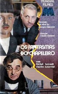Os Fantasmas do Chapeleiro - Poster / Capa / Cartaz - Oficial 2