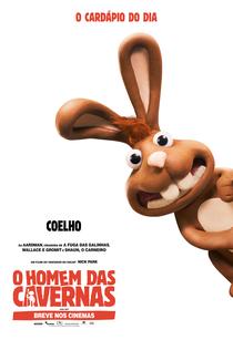O Homem das Cavernas - Poster / Capa / Cartaz - Oficial 40