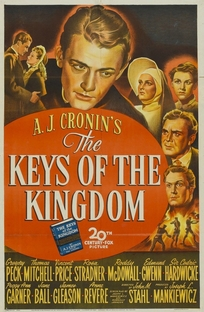 As Chaves do Reino - Poster / Capa / Cartaz - Oficial 2