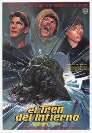 Expresso Para o Inferno - Poster / Capa / Cartaz - Oficial 2