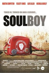 SoulBoy - Poster / Capa / Cartaz - Oficial 2