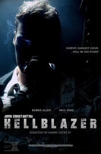 Hellblazer: John Constantine - Poster / Capa / Cartaz - Oficial 1