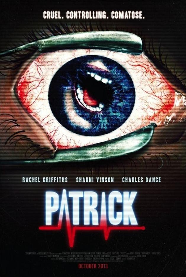 Remake De 'Patrick' Ganha Um Novo Trailer
