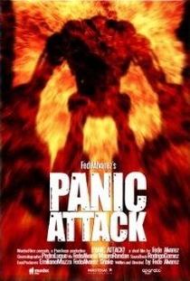 Ataque de Pânico! - Poster / Capa / Cartaz - Oficial 1