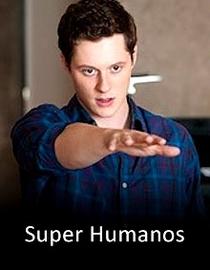 Super Humanos - Poster / Capa / Cartaz - Oficial 2