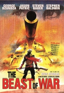 A Fera da Guerra - Poster / Capa / Cartaz - Oficial 6