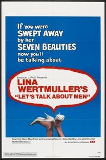 E Agora Falamos de Homens - Poster / Capa / Cartaz - Oficial 1