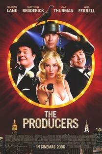 Os Produtores - Poster / Capa / Cartaz - Oficial 3