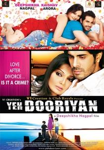 Yeh Dooriyan - Poster / Capa / Cartaz - Oficial 1