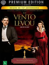 ...E o Vento Levou - Poster / Capa / Cartaz - Oficial 15