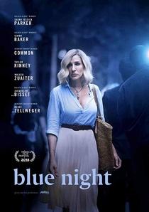 Blue Night - Poster / Capa / Cartaz - Oficial 1