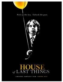 A Casa das Últimas Coisas - Poster / Capa / Cartaz - Oficial 1