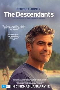 Os Descendentes - Poster / Capa / Cartaz - Oficial 4