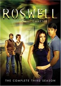 Arquivo Roswell (3ª Temporada) - Poster / Capa / Cartaz - Oficial 1