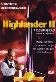 Highlander II - A Ressurreição - Poster / Capa / Cartaz - Oficial 3