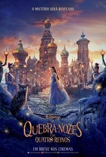 O Quebra-Nozes e os Quatro Reinos - Poster / Capa / Cartaz - Oficial 2