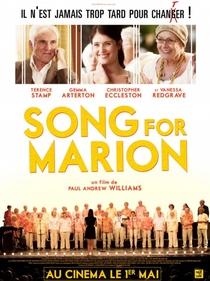 Canção para Marion - Poster / Capa / Cartaz - Oficial 3