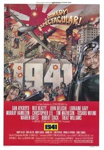 1941 - Uma Guerra Muito Louca - Poster / Capa / Cartaz - Oficial 4